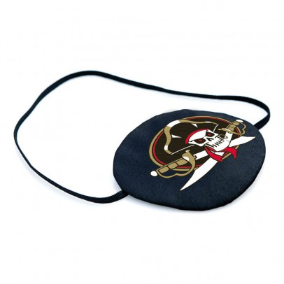 Lion Touch Elastic Pirate Eyepatch-listing