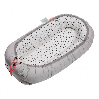 Done by deer Matelas Cozy Nest Happy Dots-listing