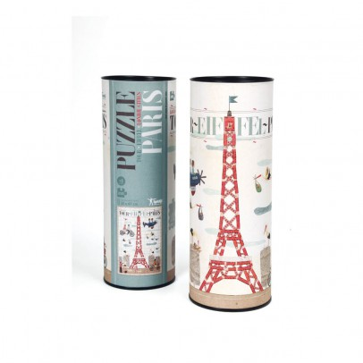Londji Puzzle Paris Multicolor-listing