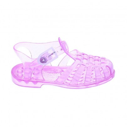 Meduse Sun Sequined Jelly Shoes-listing