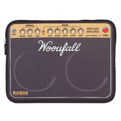 Wouf 11inch Speakers Laptop Pouch-listing