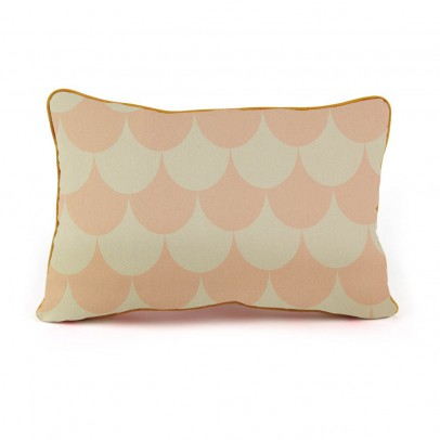 Nobodinoz Cotton Rectangular Cushion - Patterned-product