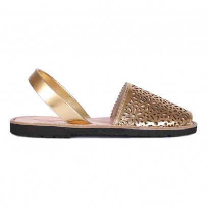 Minorquines Avarca Notched Sandals-listing