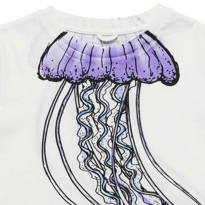 Stella McCartney Kids T-Shirt Méduse Arlo-listing