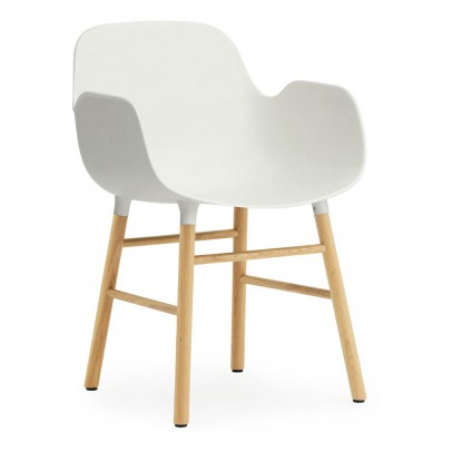Normann Copenhagen Form Chair with Armrests-listing