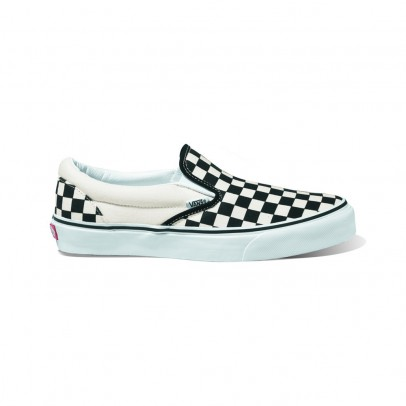 Vans Checkerboard Classic Slip-On Shoes-listing