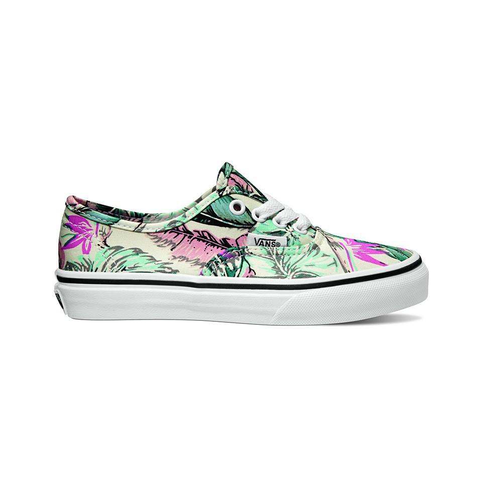 vans fiori scarpe