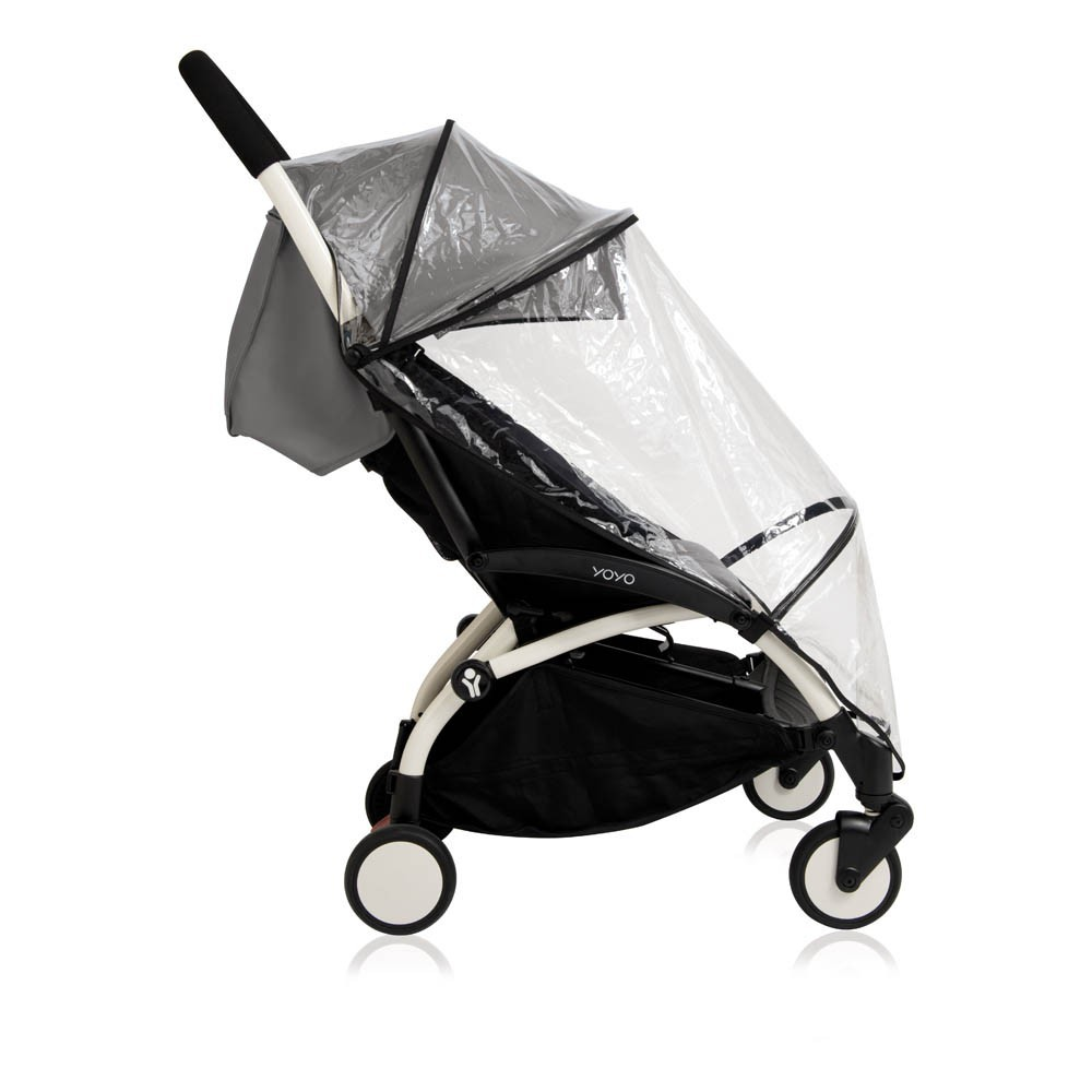 Complete New YOYO Convertible Stroller 0-5 years, Black Frame