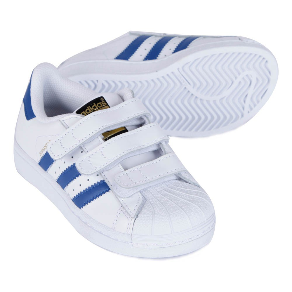 zapatillas adidas niño superstar velcro