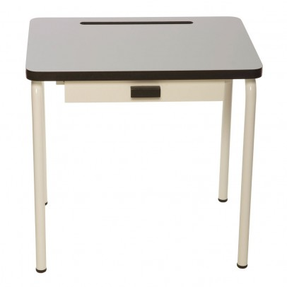 Les Gambettes Régine Kids Desk - Grey-listing