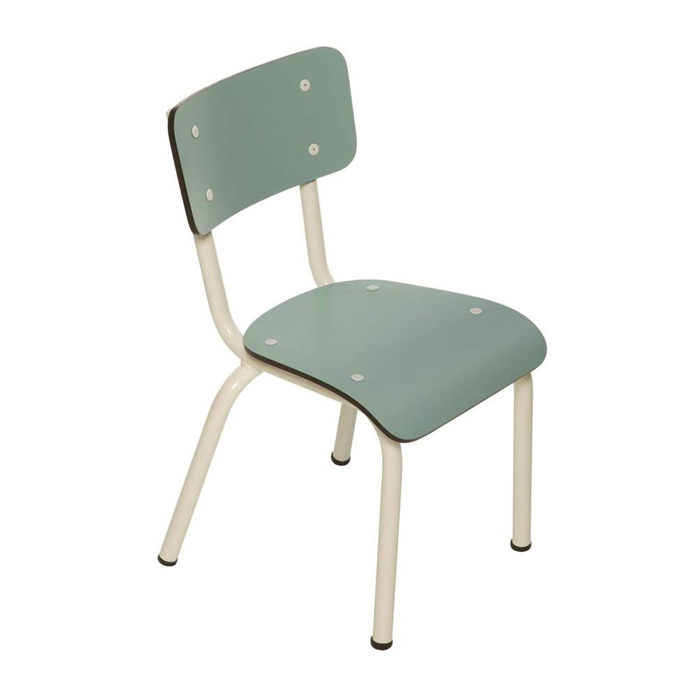 Chaise enfant little Suzie - Bleu Jade-product