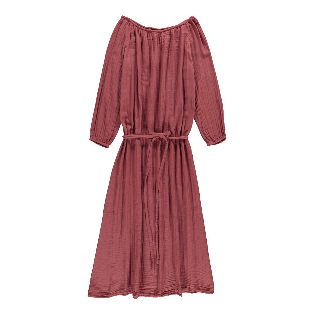 robe longue nina collection ado et femme numero 74 mode. Black Bedroom Furniture Sets. Home Design Ideas