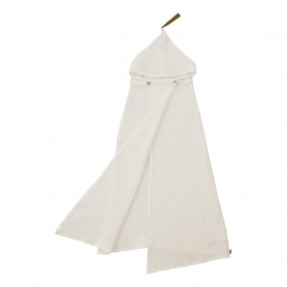 Numero 74 Kids Bath Robe - White -listing