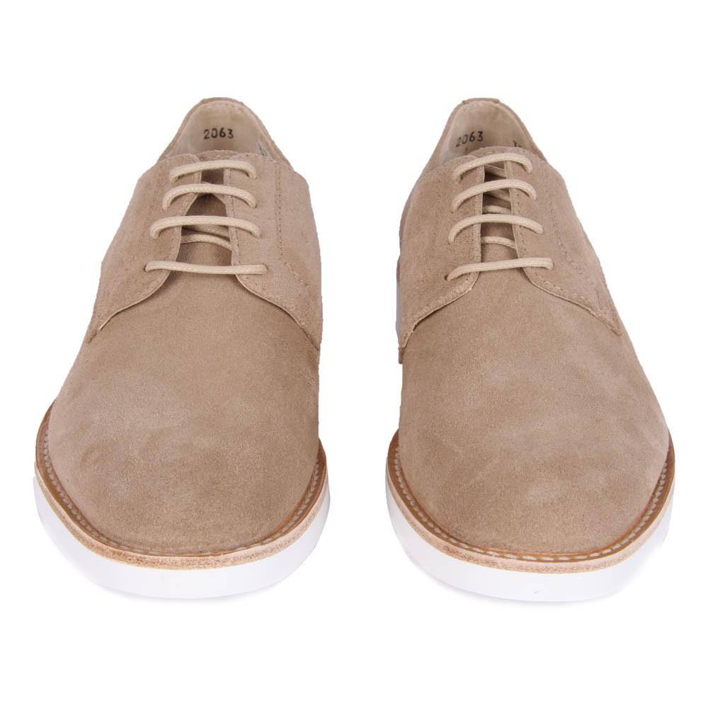Chaussures Derby-suède Bruni - Marsll Noir N5vfqBYy