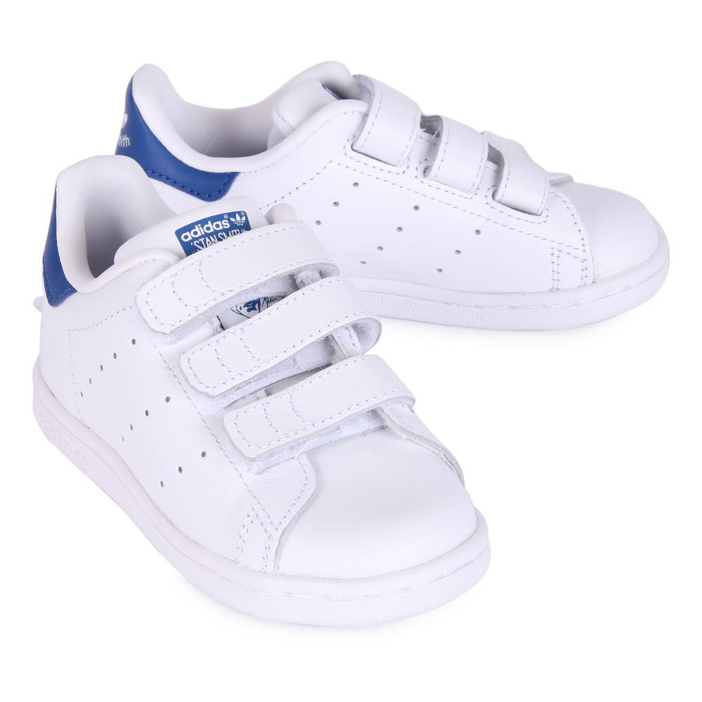 White Stan Smith Velcro Sneakers-product