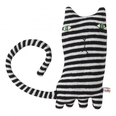 Donna Wilson Mono Cat Soft Toy 24 cm -listing