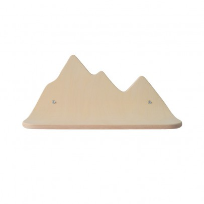 Mum and dad factory MDF Mountain Shelf-listing