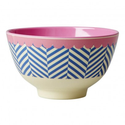 Rice Small Graphic bowl -listing