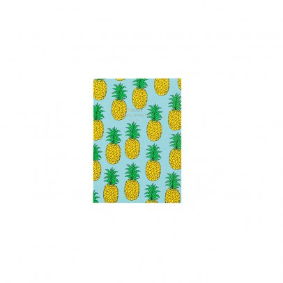Wouf Pineapple Notebook-listing