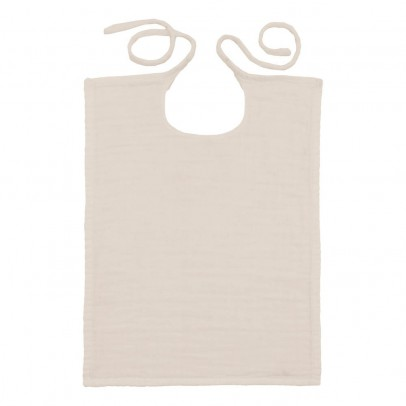 Numero 74 Square Natural Bib -product