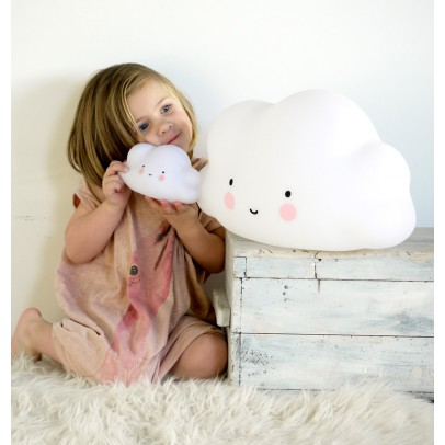 A little lovely company Mini Lámpara LED nube-listing