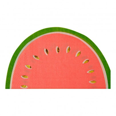 Meri Meri Watermelon paper napkins - Set of 16-listing