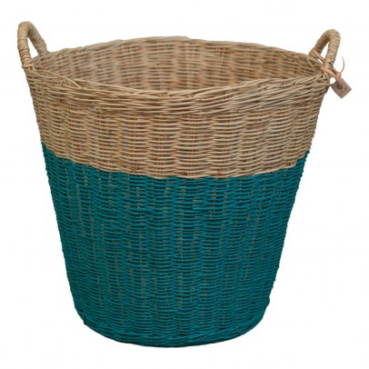 Numero 74 Storage Basket - Petrol Blue-product