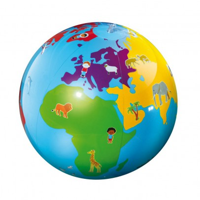 Smallable Toys inflatable globe -listing