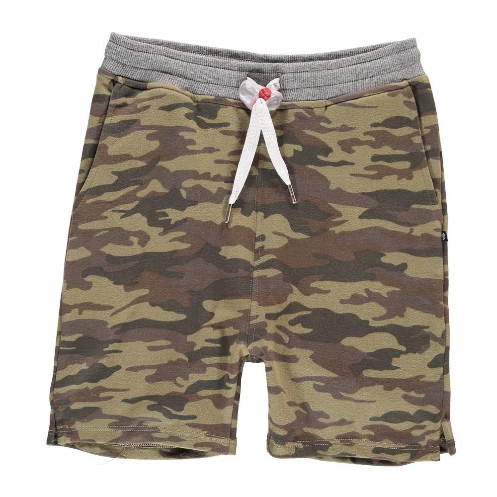 short molleton loose camouflage vert kaki sweet pants mode. Black Bedroom Furniture Sets. Home Design Ideas