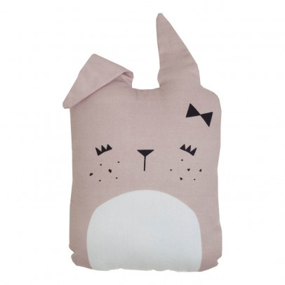 Fabelab Coussin animal Lapin-listing