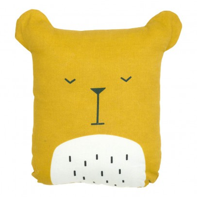 Fabelab Coussin animal Ours-listing