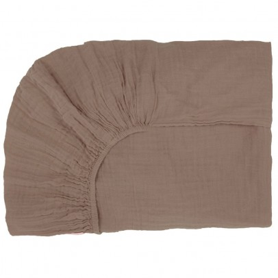 Numero 74 Fitted Sheet - dark grey-product