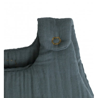 Numero 74 Baby sleeping bag - grey blue-listing