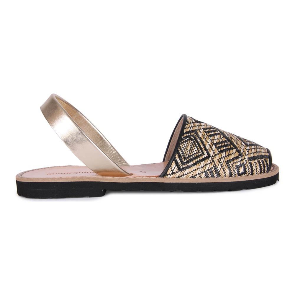 Sandales platesà boucles en cuirMinorquines p7DjNha6