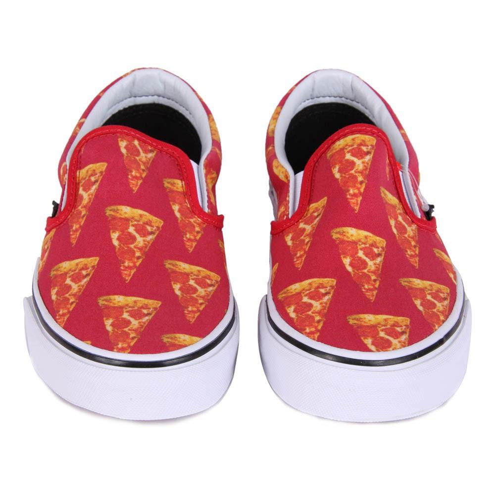 vans schuhe pizza