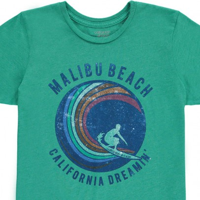Californian Vintage Surfer T-shirt-listing