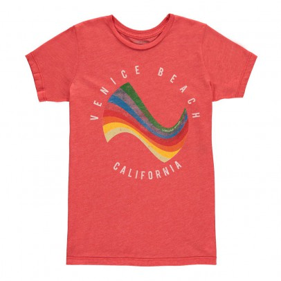 Californian Vintage Loose Fitting Surf T-Shirt-listing
