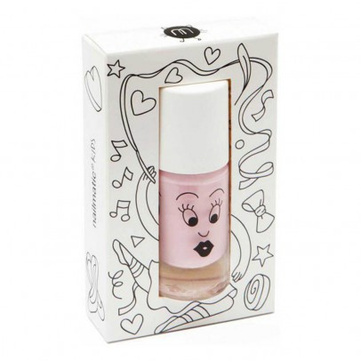 Nailmatic Kids Vernis Bella Rose pâle-listing