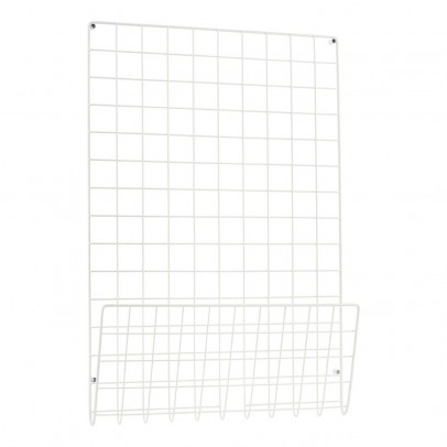 House Doctor Wire wall-mounted noticeboard-listing