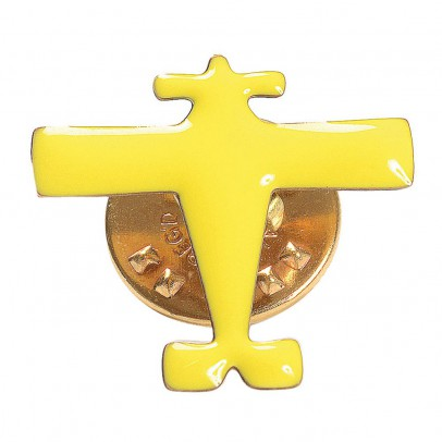 Titlee Graham Airplane Lapel Pin-listing