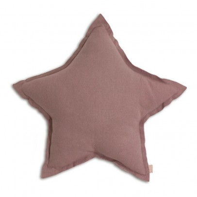 Numero 74 Star cushion - dusty pink-listing