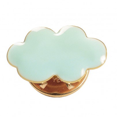Titlee Stanley Cloud Lapel Pin-listing