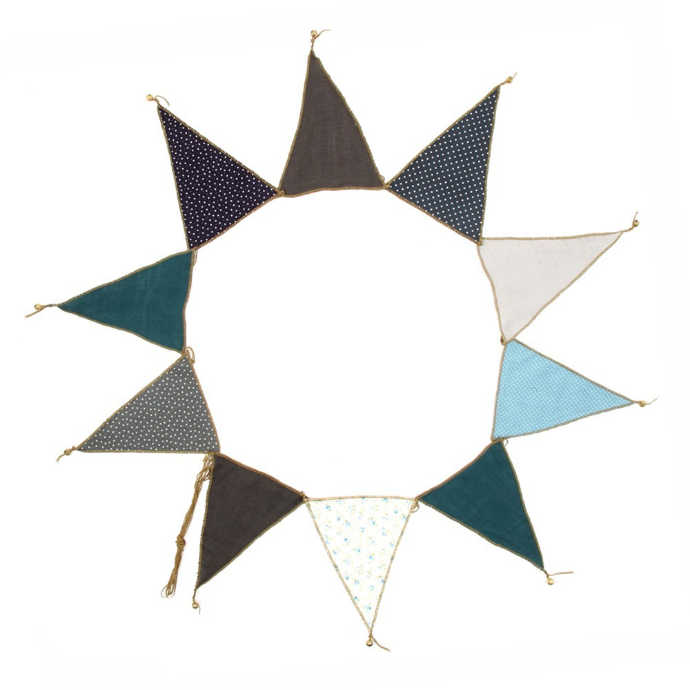 Garland - blue-product