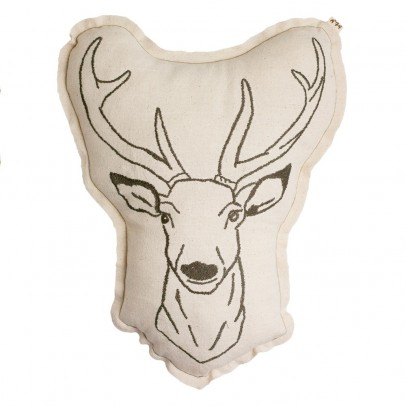 Numero 74 Stag cushion-listing