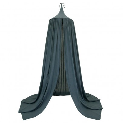 Numero 74 Bed canopy - grey blue-listing