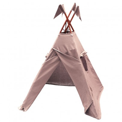 Numero 74 Cotton teepee - dusky pink-product