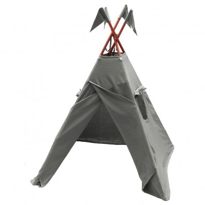 Numero 74 Cotton teepee - grey-listing