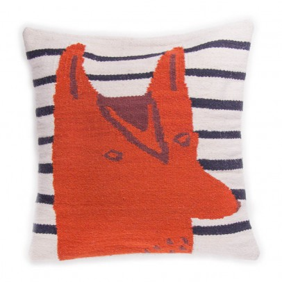 Oeuf NYC Coussin renard-listing