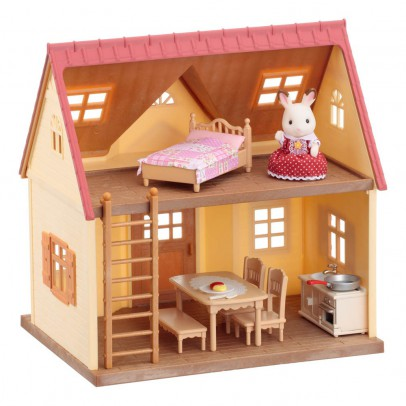 Sylvanian Set cottage cosy	-listing