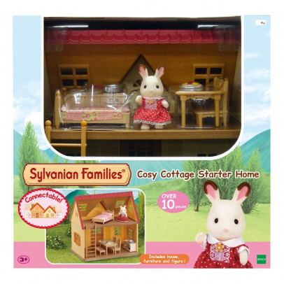 Sylvanian Cosy cottage set-listing